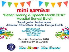 Mini Karnival Sungai Buloh 2018