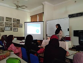 Corporate Social Responsibility Programme with Darul Insyirah 1