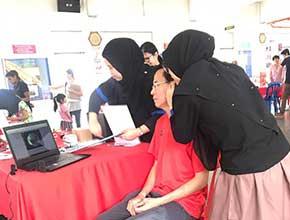 Program Kesedaran Kesihatan Masyarakat di Bandar Kinrara Puchong 2018
