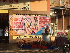 World Hearing Day Fun Run Event 2019