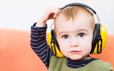 Hearing Protection for Babies and Toddlers
