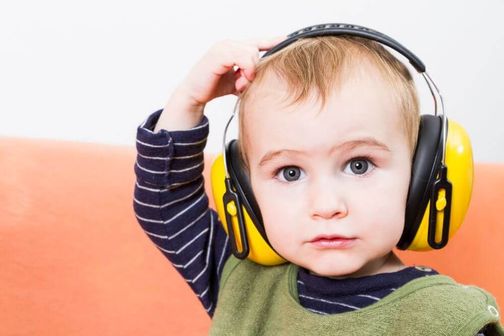 Best Hearing Protection Babies Kids