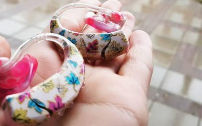 Decorating Your Child's Hearing Aids