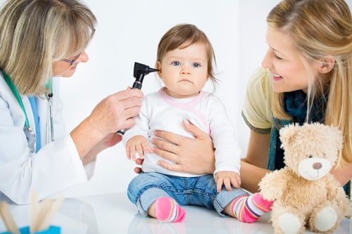 hearing test for infants