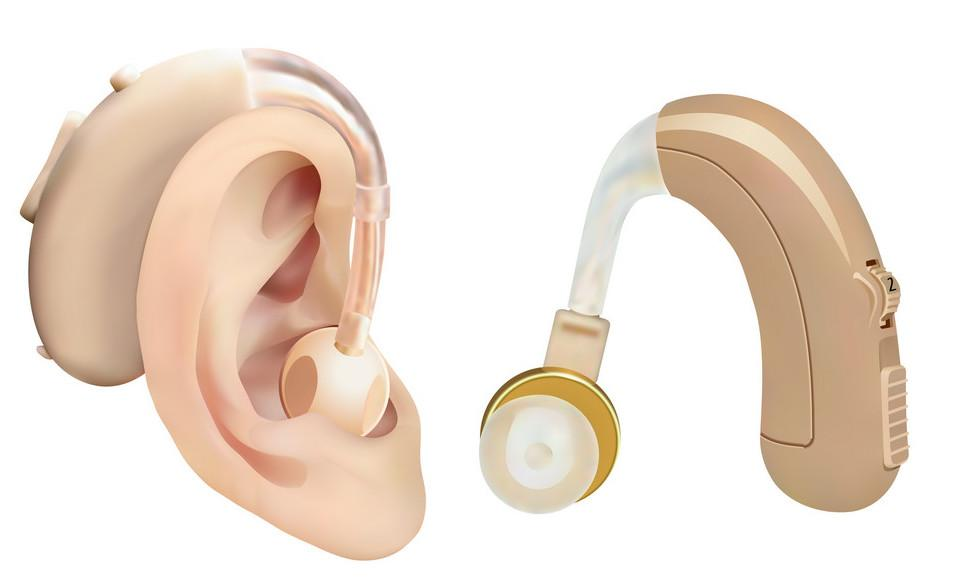 hearing aid features