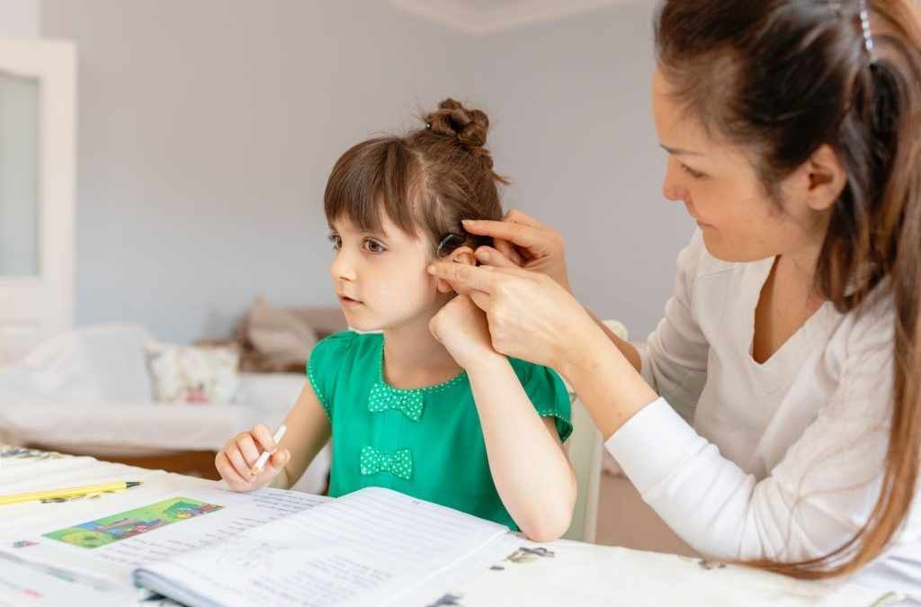 Auditory Learning for Toddlers with Hearing Aid
