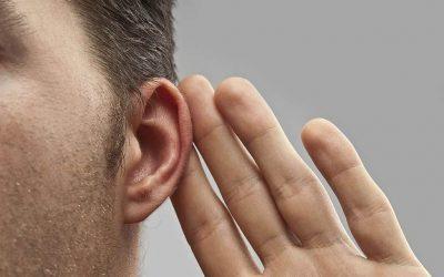 Telinga Tidak Dengar di Sebelah Kanan?