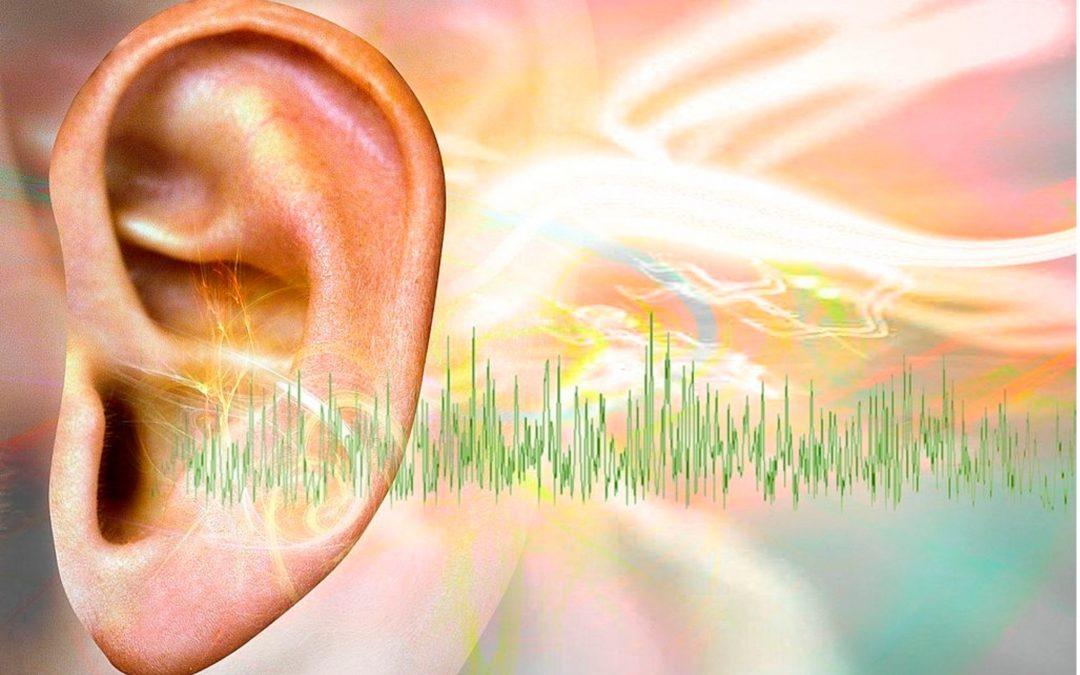 tinntitus ear graphic